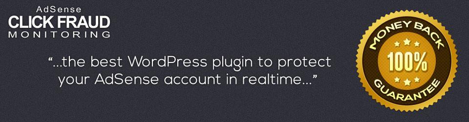 Click-Fraud Monitoring - WordPress Plugin | clickfraud